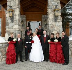 Christmas Wedding Theme Ideas 10