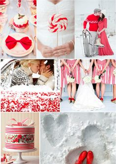 Christmas Wedding Theme Ideas 12