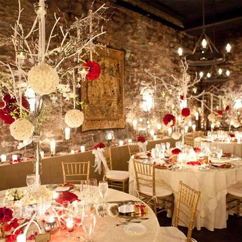 Christmas Wedding Theme Ideas 5