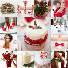 Christmas Wedding Theme Ideas 8