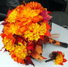 Fall Bouquet Ideas 10