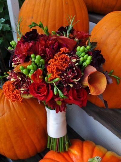 Fall Bouquet Ideas 11