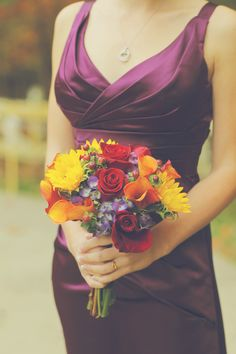 Fall Bouquet Ideas 12