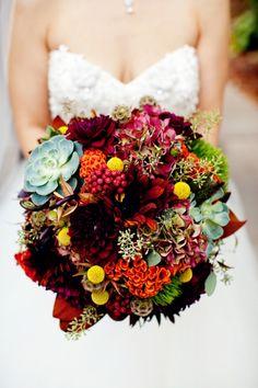 Fall Bouquet Ideas 14