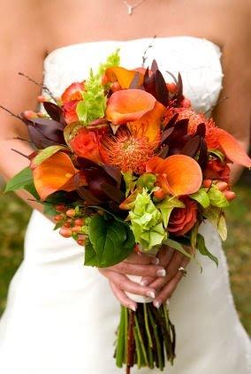 Fall Bouquet Ideas 16