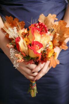 Fall Bouquet Ideas 17