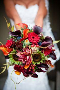 Fall Bouquet Ideas 4