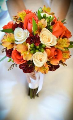 Fall Bouquet Ideas 6