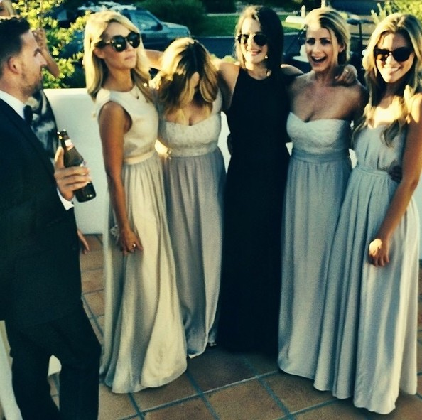 Lauren Conrad Brings Bridesmaid Dresses To Paper Crown Line 3