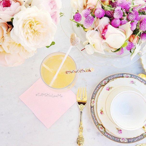 Need Bridal Shower Inspiration Take A Peek At Lauren Conrad's Girly Wedding Shower 4