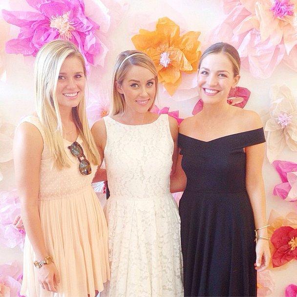 Need Bridal Shower Inspiration Take A Peek At Lauren Conrad's Girly Wedding Shower