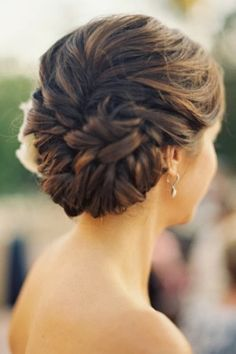 Wedding Updos 2015 - Dipped In Lace