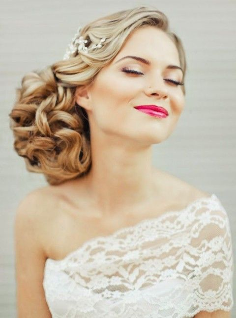 Wedding Updos 2015 4