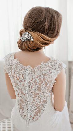 Wedding Updos 2015 6
