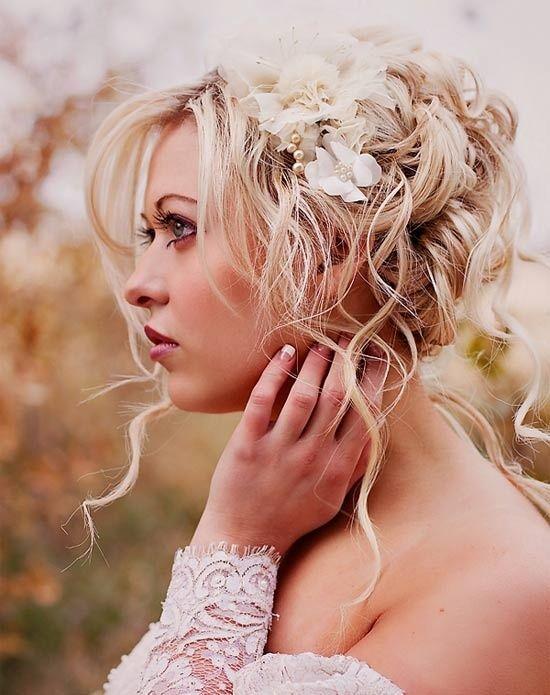 Wedding Updos 2015 7