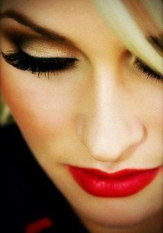 2015 Wedding Makeup Ideas From Pinterest 2