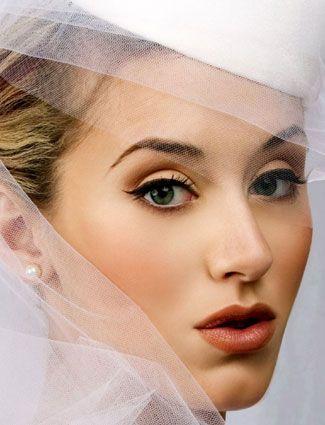 2015 Wedding Makeup Ideas From Pinterest 3