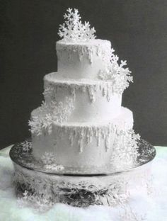 Winter Wedding Theme Ideas 11