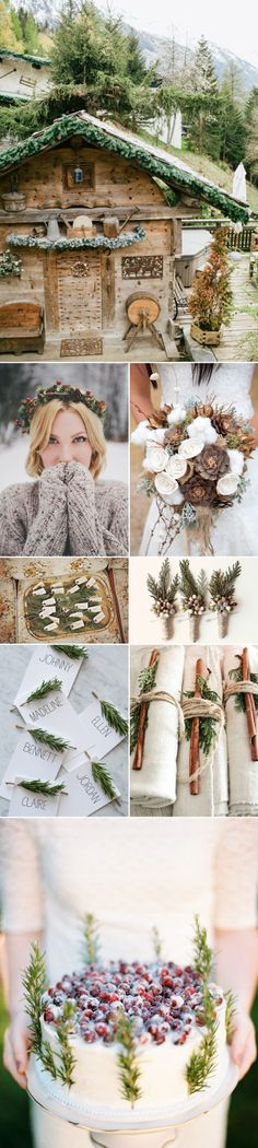 Winter Wedding Theme Ideas 12