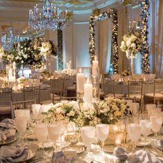 Winter Wedding Theme Ideas 15