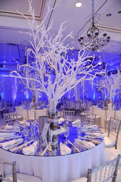 Winter Wedding Theme Ideas 20