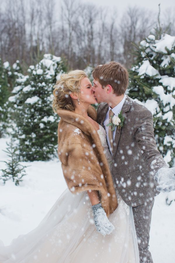 Winter Wedding Theme Ideas 22