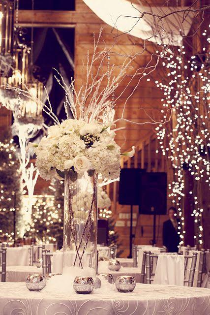 Winter Wedding Theme Ideas 5