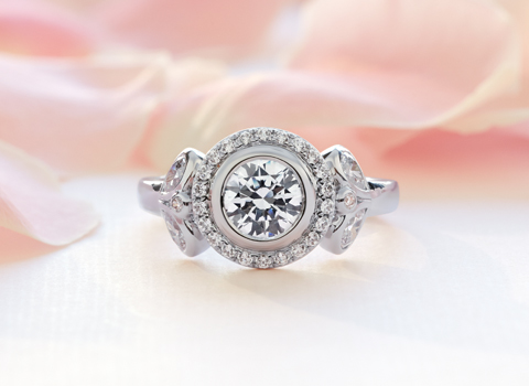 Zac Posen's Engagement Rings Now Available At Blue Nile 2