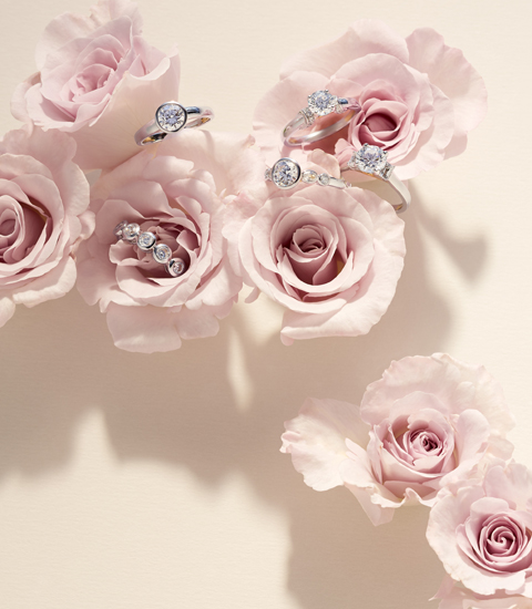 Zac Posen's Engagement Rings Now Available At Blue Nile