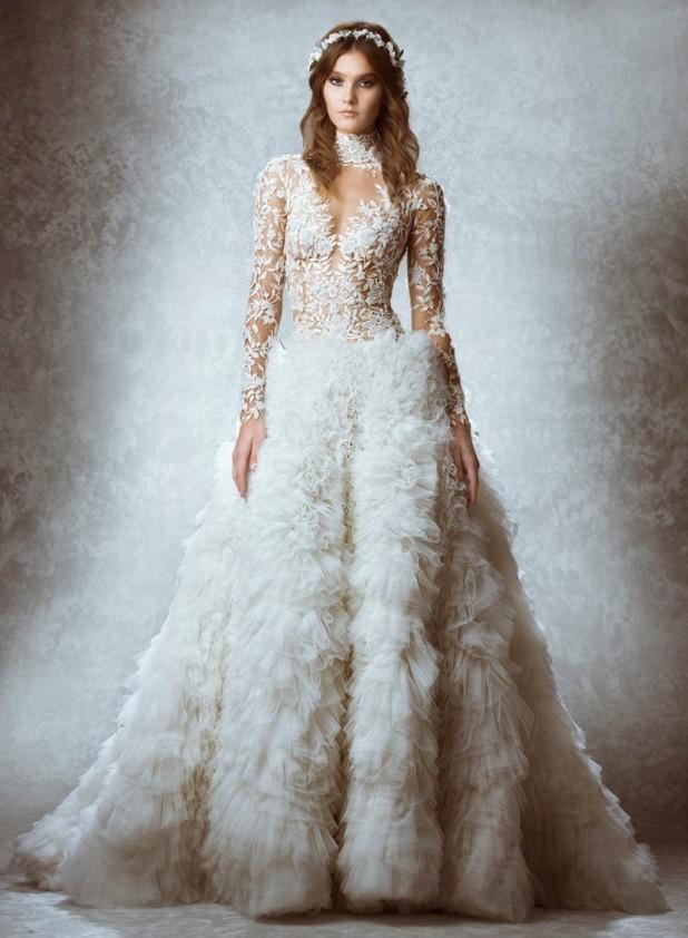 Zuhair Murad Fall 2015 Bridal Dresses 2