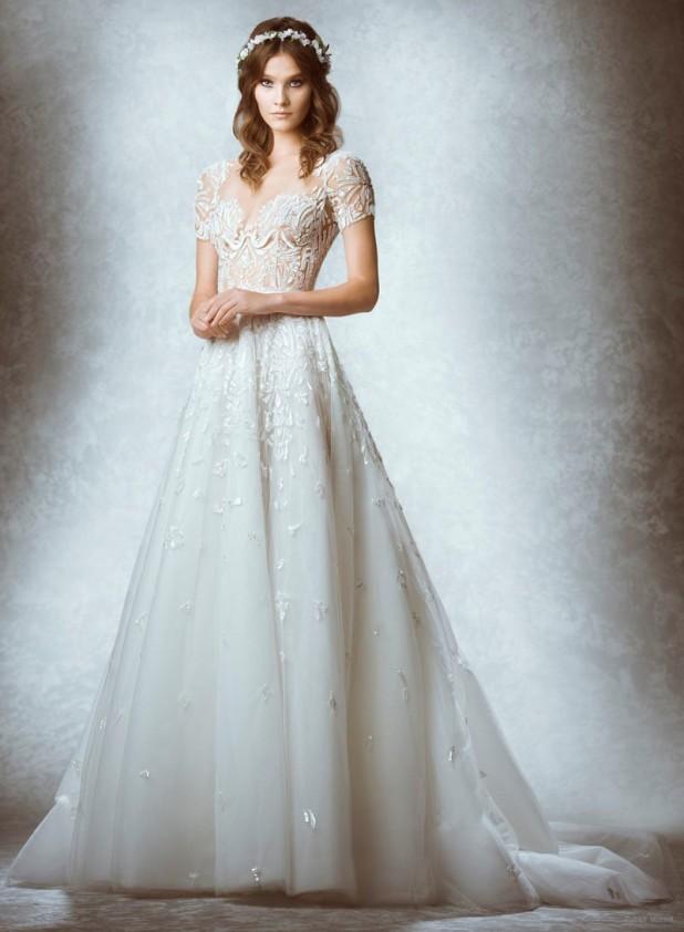 Zuhair Murad Fall 2015 Bridal Dresses 3