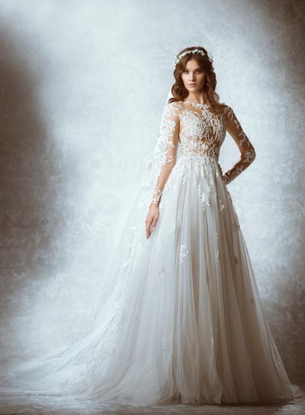 Zuhair Murad Fall 2015 Bridal Dresses 5