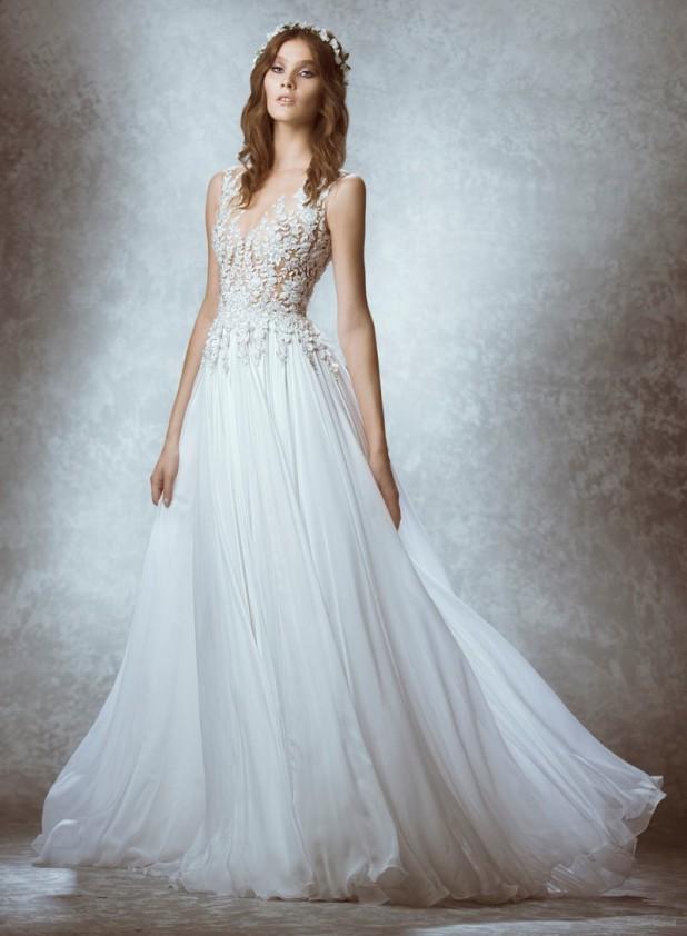 Zuhair Murad Fall 2015 Bridal Dresses 6