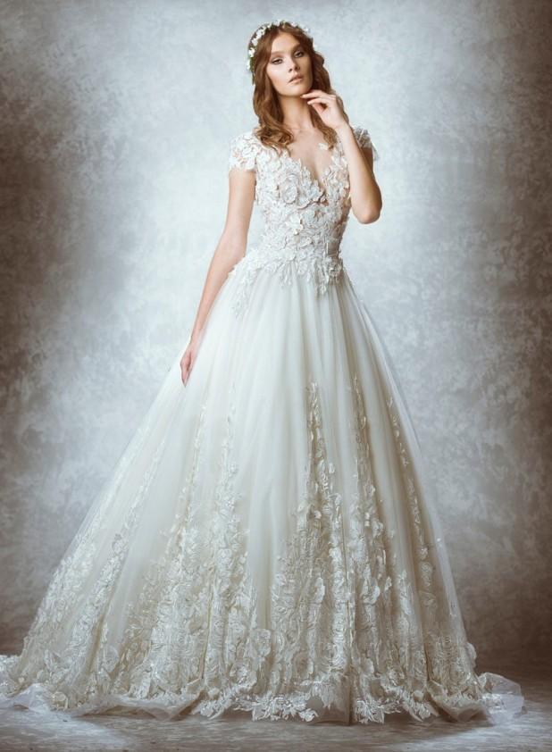 Zuhair Murad Fall 2015 Bridal Dresses 7