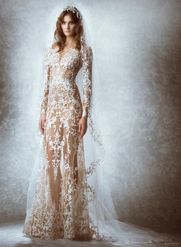 Zuhair Murad Fall 2015 Bridal Dresses 9