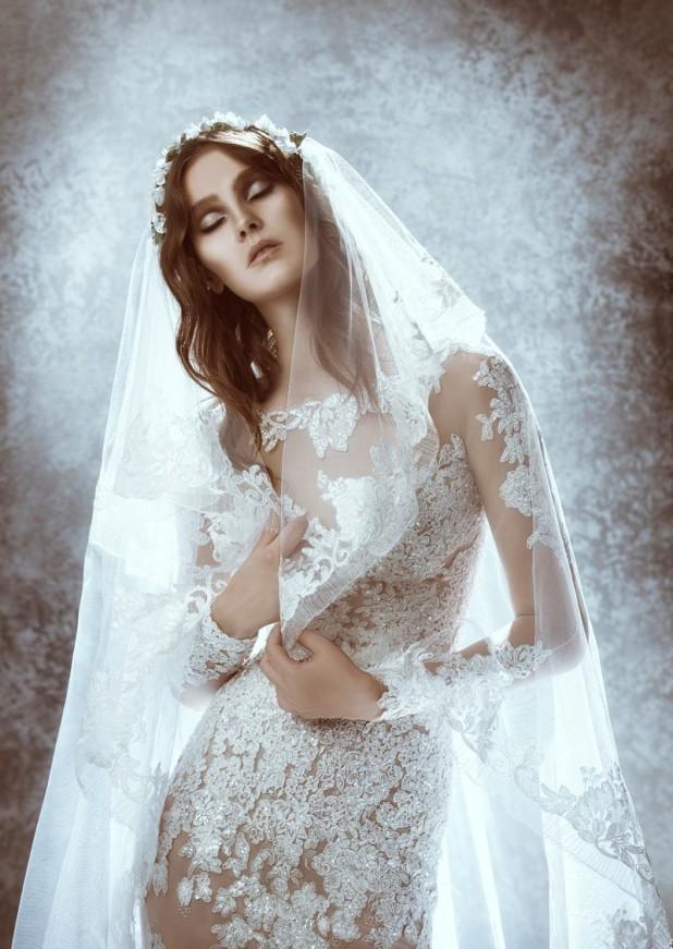 Zuhair Murad Fall 2015 Bridal Dresses
