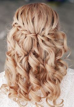 Amazing 2015 Spring Summer Wedding Hairstyles Dipped In Lace Hairstyles For Women Draintrainus