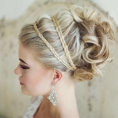 2015 Spring - Summer Wedding Hairstyles 13