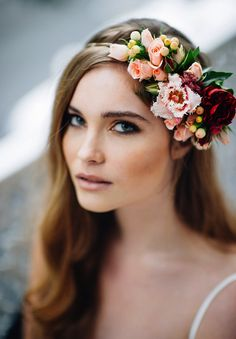 2015 Spring – Summer Wedding Hairstyles 15 - Dipped In Lace