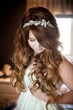 2015 Spring - Summer Wedding Hairstyles 17