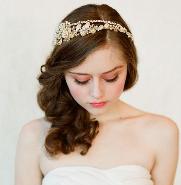 2015 Spring - Summer Wedding Hairstyles 2 - Dipped In Lace - Dipped In