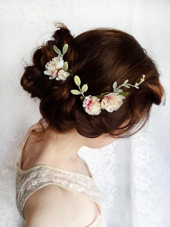 2015 Spring / Summer Wedding Hairstyles – Dipped In Lace