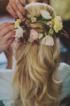 2015 Spring - Summer Wedding Hairstyles 7