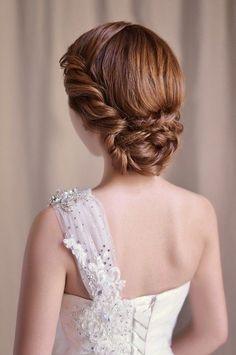 2015 Spring / Summer Wedding Hairstyles