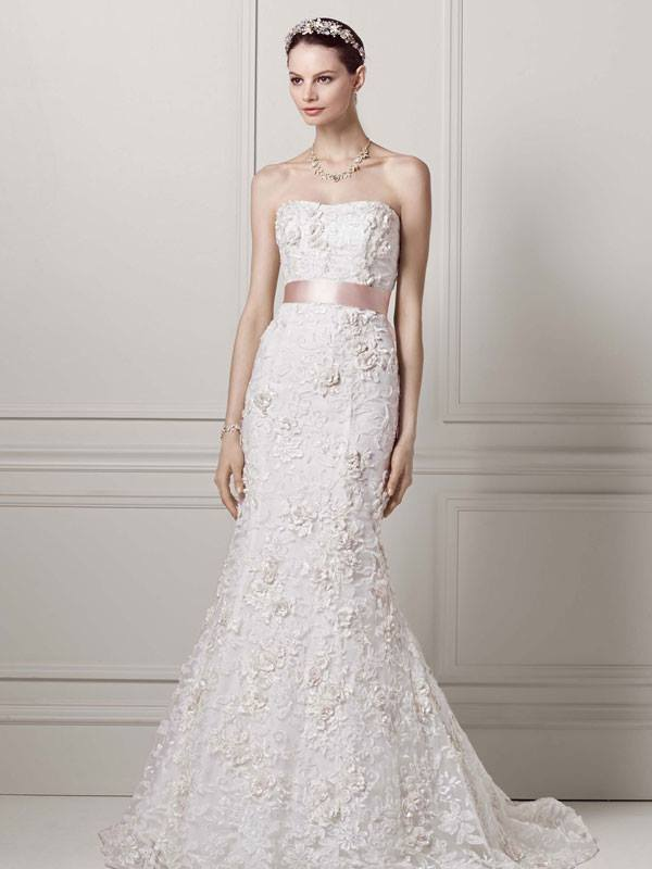 2015 Wedding Gowns Trends – Dipped In Lace