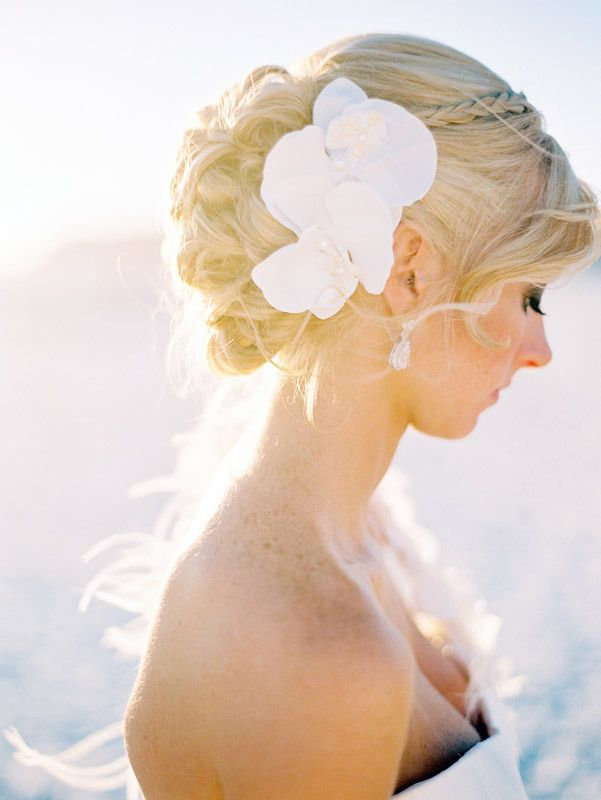 Beach Wedding Hairstyles 10