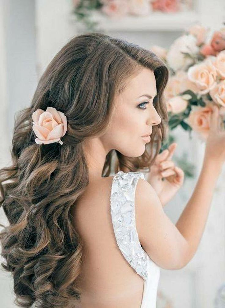 Beach Wedding Hairstyles 13