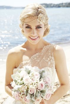 Beach Wedding Hairstyles 17