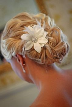 Beach Wedding Hairstyles 2