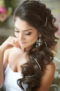 Beach Wedding Hairstyles 20